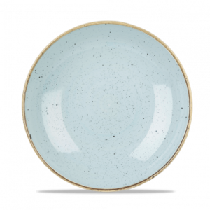 Churchill Servies Stonecast Duck Egg Blue Evolve Coupe Plate 21,7cm
