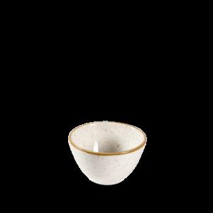 Churchill Stonecast Barley White Deep Bowl 10.2x5.9cm