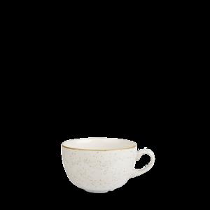 Churchill Stonecast Barley White Cappuccino Cup 34cl