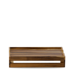 Churchill Servies Wood L/S Stkng Crate Riser 17 1/2x1 1/6x3 7/1