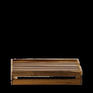 Churchill Wood LS Stkng Crate Riser 17 1/2x10 1/6x3 7/10