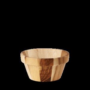 Churchill Servies Wood Mediumium Plant Pot Pedestal