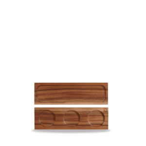 Churchill Wood Rect Board 27x9cm