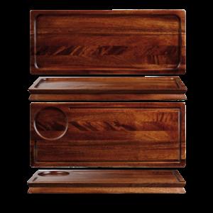 Churchill Wood Large Deli Board