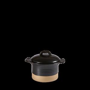 Art de Cuisine Black Igneous Cocotte 35cl