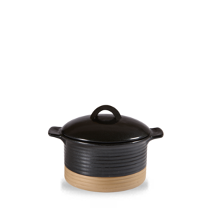 Art de Cuisine Black Igneous Cocotte 53cl