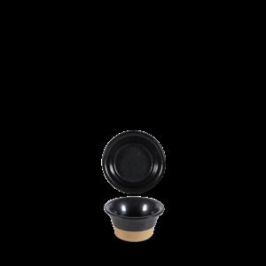 Art de Cuisine Black Igneous Ramekin 4cl
