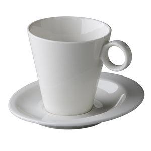 Non Food Company Coffeepoint Coffeepoint cappuccino kop modern 240 ml