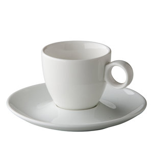 Non Food Company Coffeepoint espressokop bolvormig 80 ml