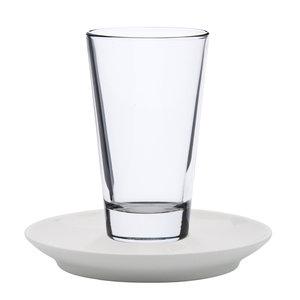 Non Food Company Coffeepoint latte/capp. schotel bolvormig 16,5cm