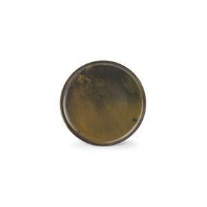 F2D F2D | Escura Plat bord 26xH2,5cm donkerbruin