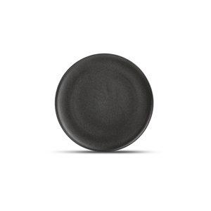 F2D F2D | Dusk Plat bord 27cm rond Black