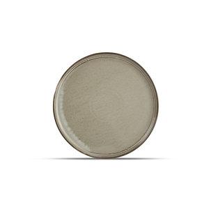 F2D F2D | Ceres Plat bord 27.5xH2cm grijs
