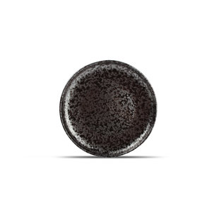 F2D F2D | Oxido Plat bord 21cm Black