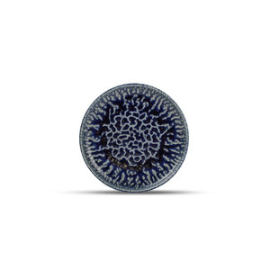 F2D F2D | Oxido Plat bord 21cm cobalt