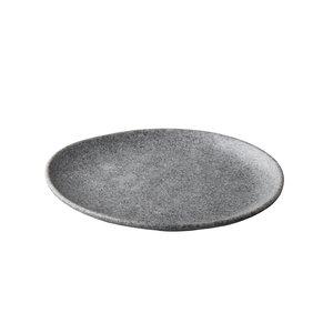 Non Food Company Pebble grey organisch Bord 26,5 cm
