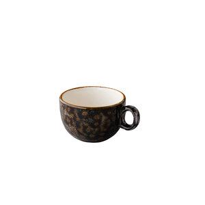 Q Authentic Jersey cappuccino kop stapelbaar bruin 200 ml
