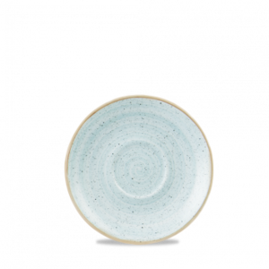 Churchill Stonecast Duck Egg Blue Cappuccino Saucer 15,6cm