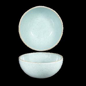 Churchill Servies Stonecast Duck Egg Blue Noodle Bowl 12cl