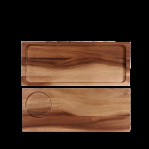 Churchill Wood Rect Board