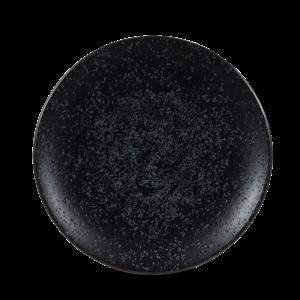 Art de Cuisine Menu Shades Caldera Ash Coupe Plate 20.5cm