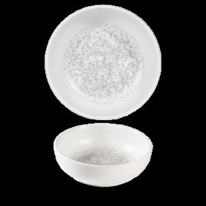 Art de Cuisine Menu Shades Caldera Chalk White Bowl 16cm
