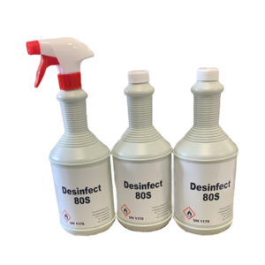 Non Food Company Desinfectie spray 80 s 3 x 1 liter