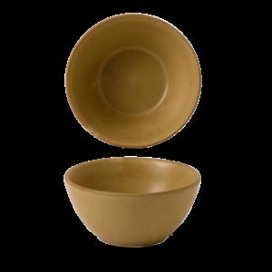 Churchill Petra Sand Contour Snack Bowl 13x6.3cm