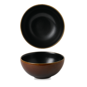 Churchill Churchill | Nourish Tokyo Black Deep Bowl 76,8cl