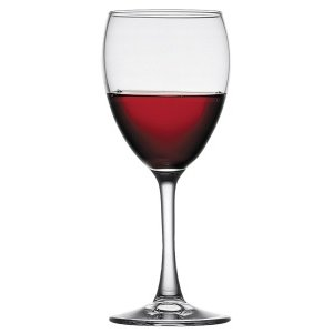 Pasabahce Imperial plus gehard wijnglas 240ml Ø64/74xH175mm