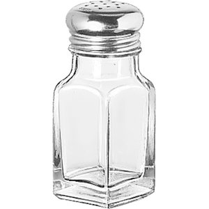 Non Food Company Square S&P Shaker (Stainless Steel Top) 59 ml 72/box OUTLET