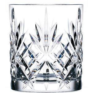 RCR Cristalleria Italiana Melodia | Waterglas Tumblers 24cl (6 stuks)