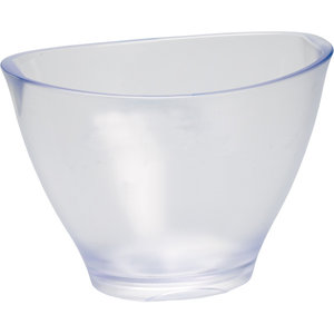 Non Food Company Ice Bucket frosted clear plastic 29*19,5 cm 3,5 L