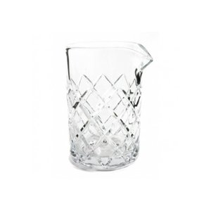 Non Food Company Mixing Glass Kiriko Seamless Small 360ml