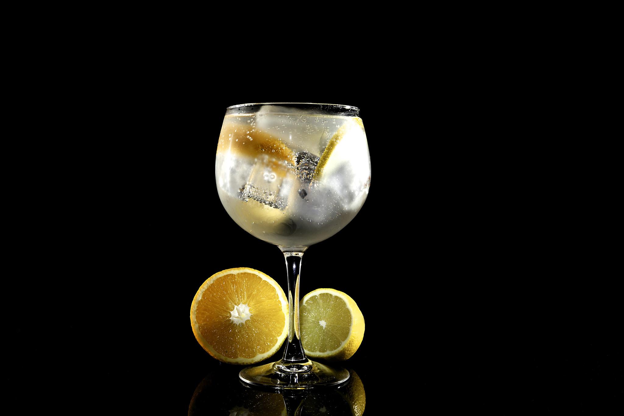 Gin-tonicglazen