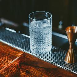 Dashbottles mixing glass