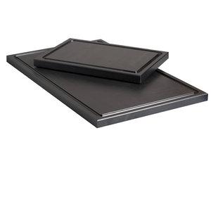 Non Food Company Cutting Board black 50*30*2 cm