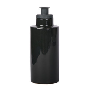 Non Food Company Sojasauce dispenser with silicone pourer grey 240 ml