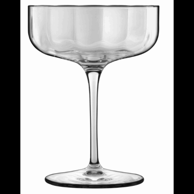 Luigi Bormioli Jazz Cocktail Coupe 300 ml 12/box