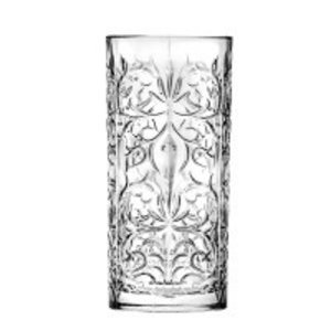 RCR Cristalleria Italiana RCR Tattoo | Longdrinkglas 37cl (stuk/6 box)