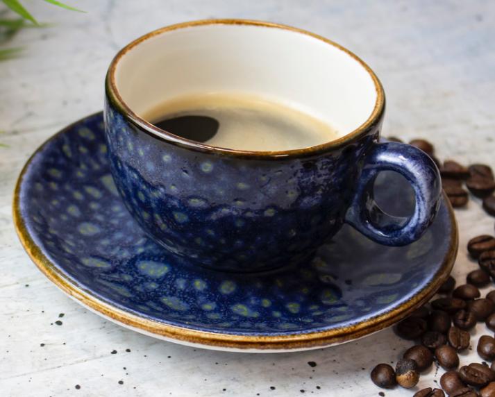 Jersey Koffie koppen en schotels