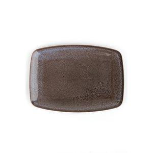 Porland Porland | Rock Oval Plate 32cm