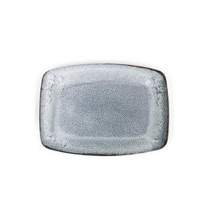 Porland Porland | Frost Oval Plate 32cm