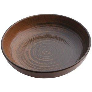 Porland Porland | Lykke Brown Bowl 17cm