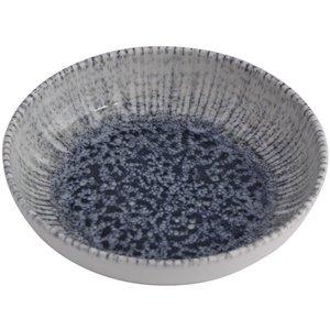 Porland Porland | Iris  Blue Bowl 17cm