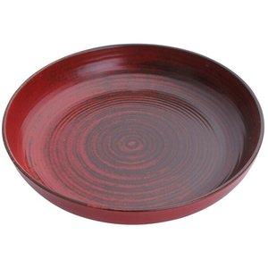 Porland Porland | Lykke Red Bowl 22cm