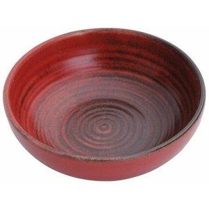 Porland Porland | Lykke Red Bowl 10cm