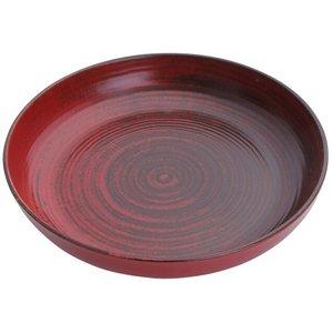 Porland Porland | Lykke Red Bowl 27cm