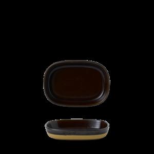Churchill Emerge Cinnamon Brown Tray 17x11,7x3,3cm