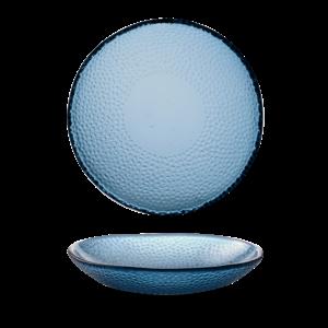 Churchill Isla Organic Glass Round Bowl 24,5cm